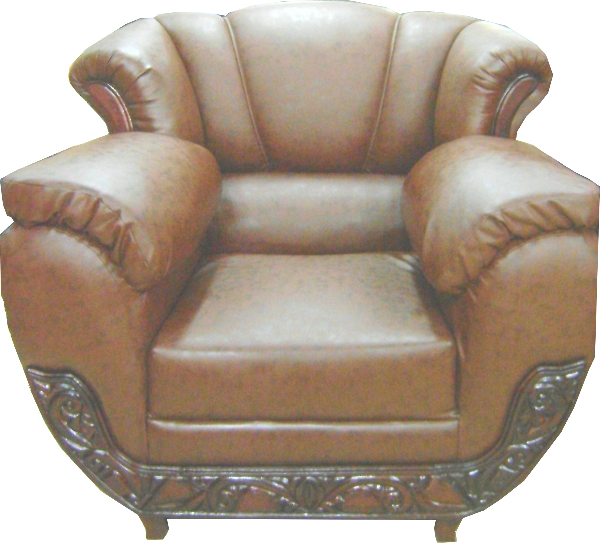 SOFA BROWN 1