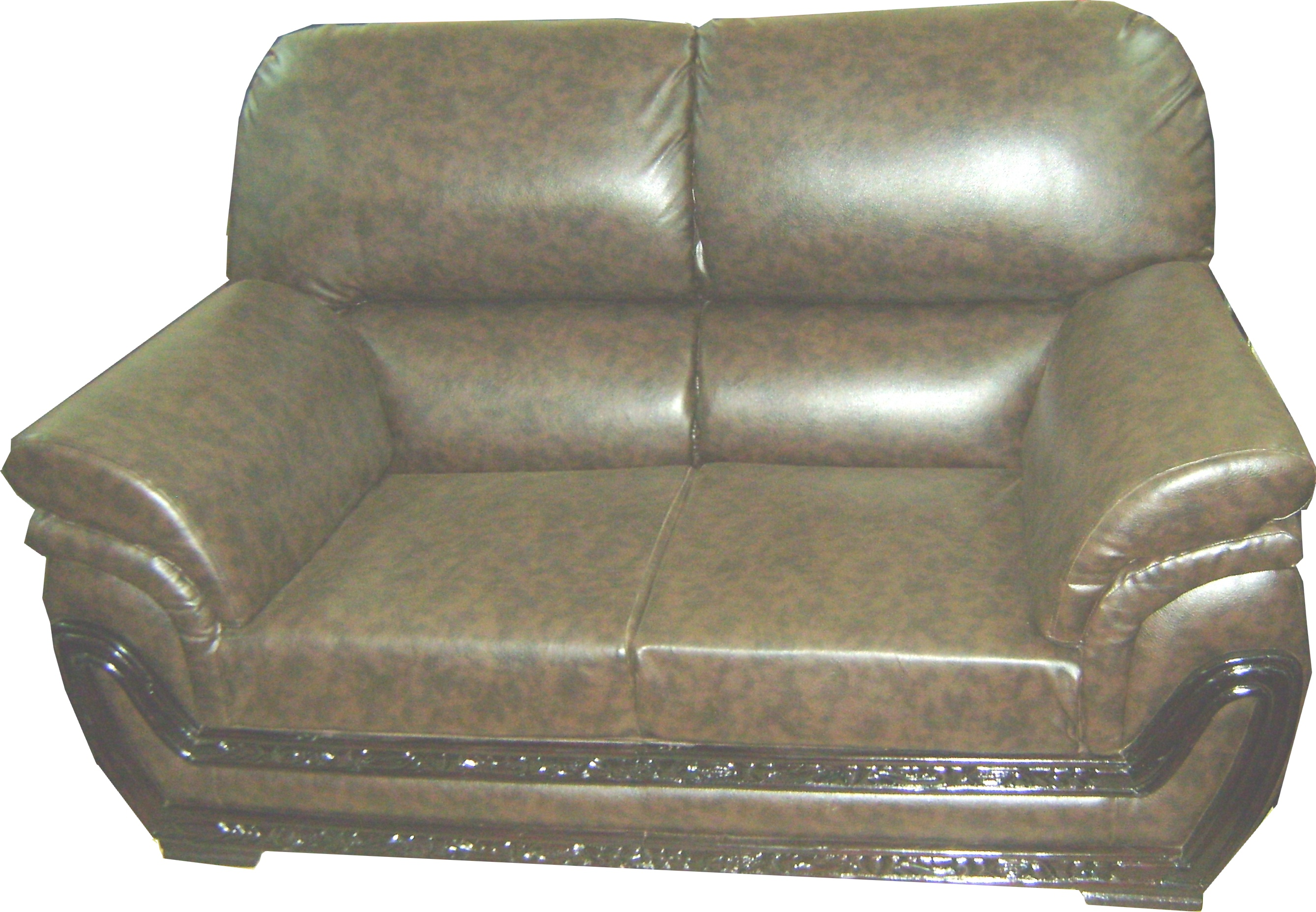 sofa marble brown